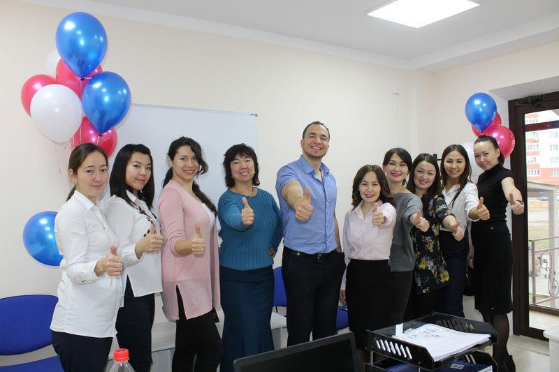 «Destination»: Мы открылись в Зачаганске!