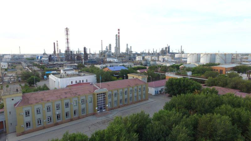 Атырауский НПЗ планируют запустить 24 апреля Экологи проведут внеплановую проверку на Атырауском НПЗ
