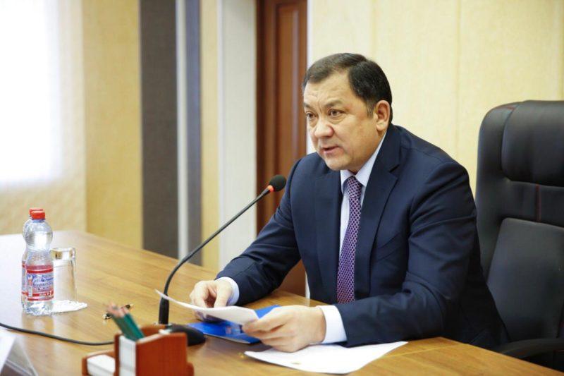 Новости Атырау - Назначен руководитель управления рыбного хозяйства Атырауской области