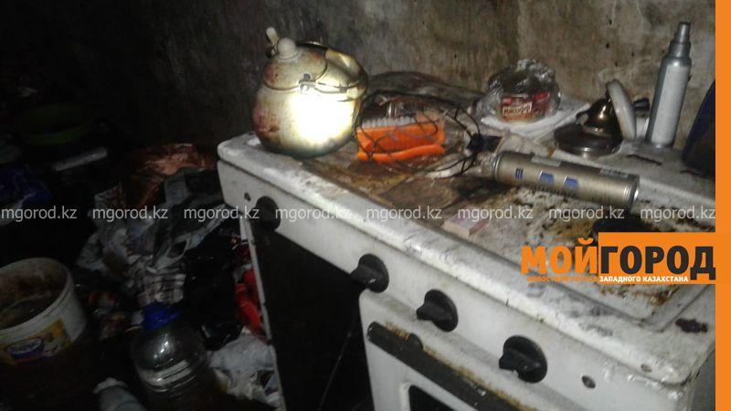 Новости Уральск - Пожарные эвакуировали 95 человек из общежития Уральска