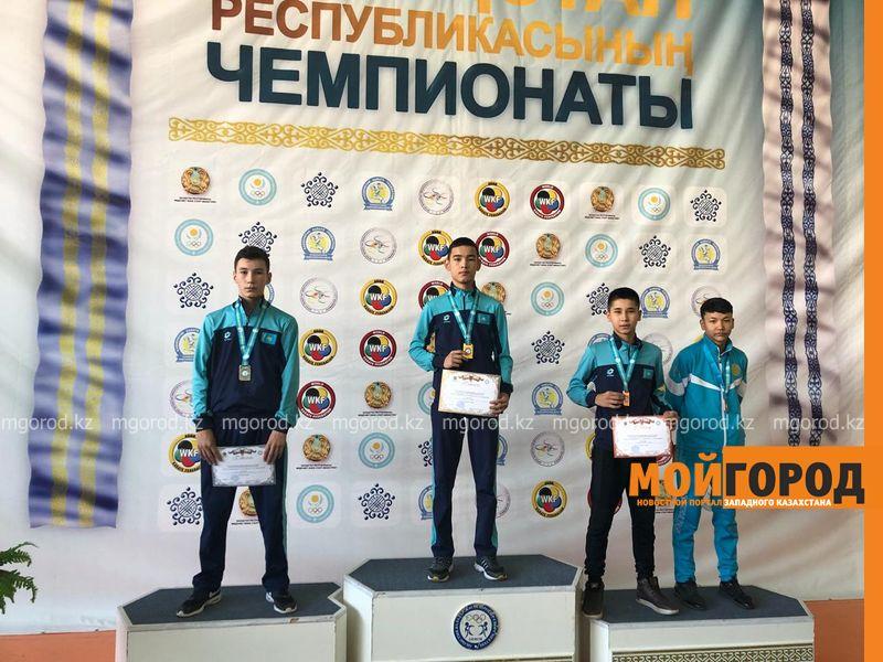 Новости Уральск - Четыре золотые медали завоевали каратисты из ЗКО на чемпионате Республики