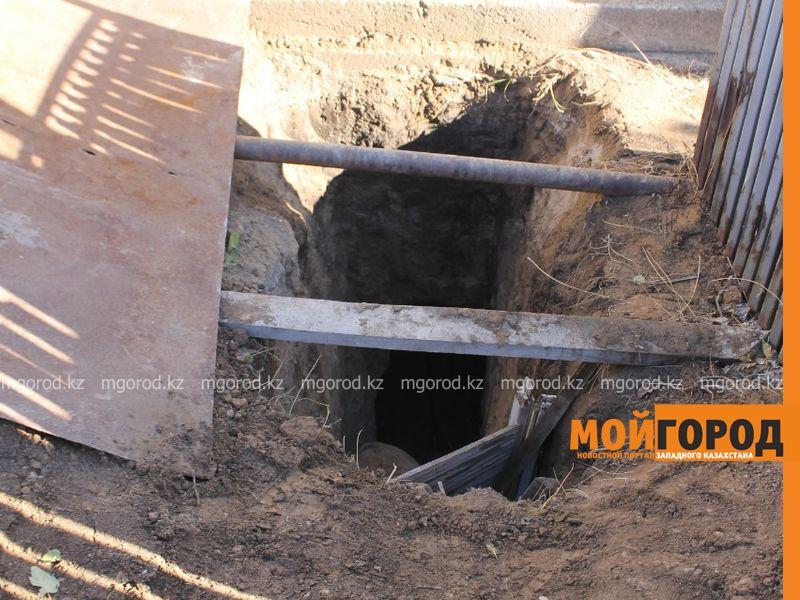 Экспертиза установила возраст костных останков, найденных под домом в ЗКО
