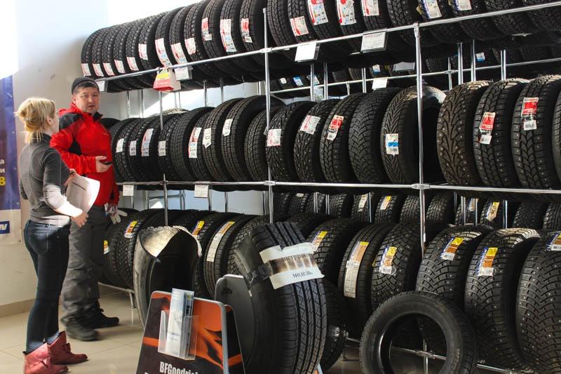 Где можно купить надежные зимние шины?