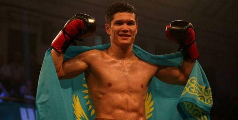 Новости - Данияр Елеусинов победил нокаутом в пятом бою в профи (видео)