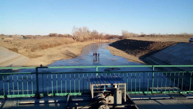 Новости Уральск - Массовый мор рыбы произошел в ЗКО