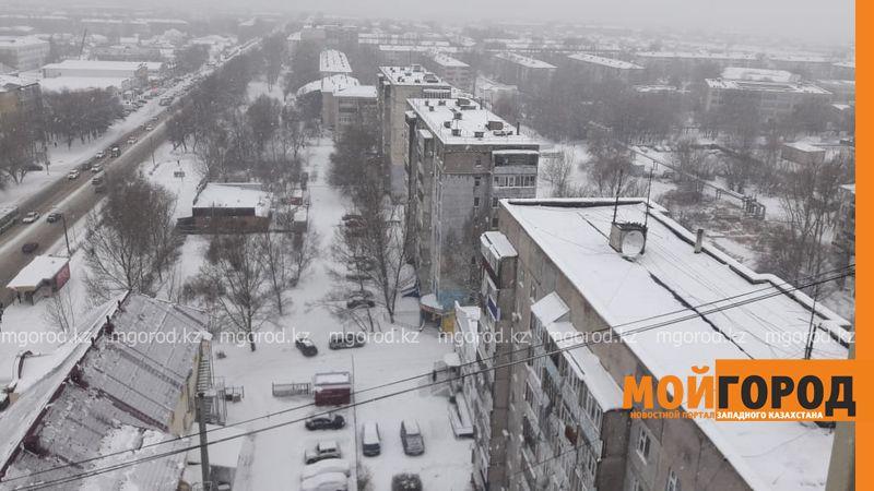 Новости Уральск - 300 кубометров снега вывезено из Уральска за сутки