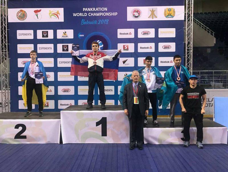 Новости Атырау - Атырауский спортсмен стал обладателем бронзовой медали на чемпионате мира