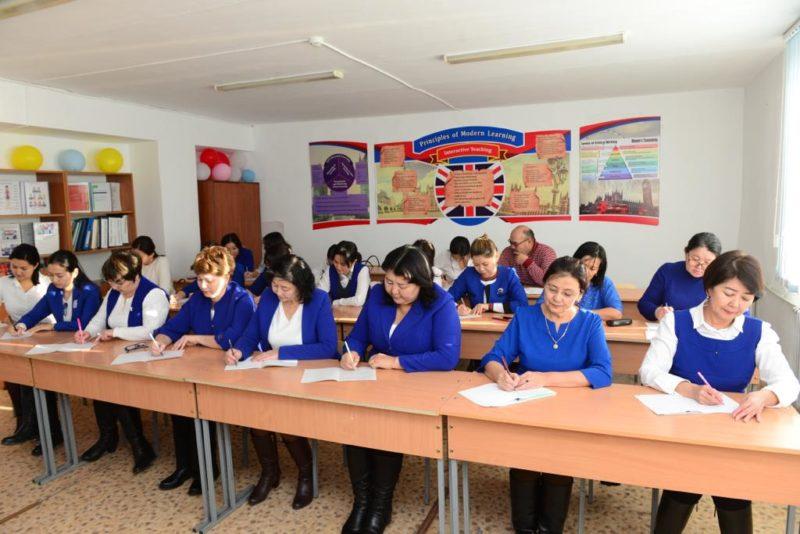 Новости Атырау - Свыше 80 тысяч жителей Атырау написали общенародный диктант