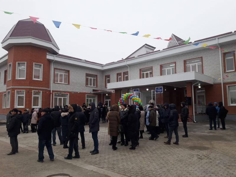 Новости - В Атырау ко Дню Независимости презентовали новый детский сад