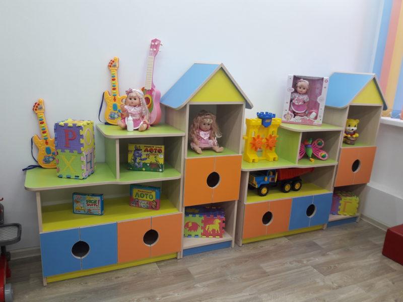 В Атырау ко Дню Независимости презентовали новый детский сад