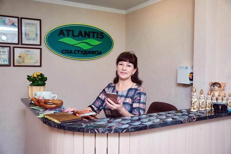 Новости Уральск - Спа-студия «Atlantis» приглашает уральцев отдохнуть
