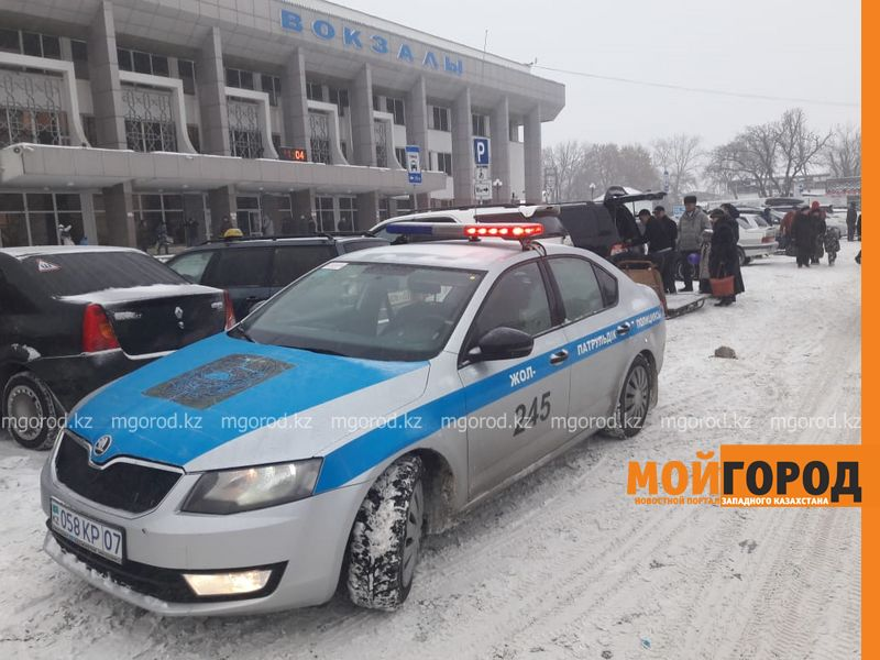 В Уральске полицейские провели рейд по парковкам для инвалидов