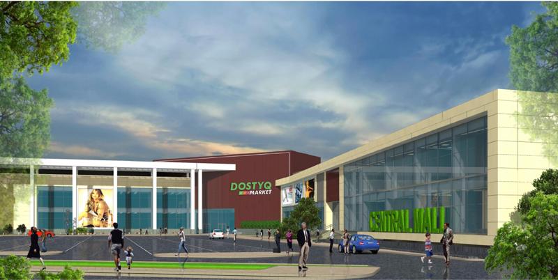 Новости - В Астане появится крупнейший оптово-розничный рынок