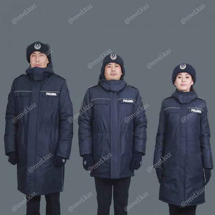 Новая форма полицейских: МВД показало проект
