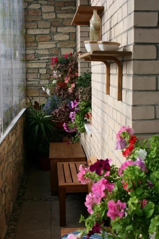 Новости PRO Ремонт - Нестандартные решения для стандартных балконов, вдохновись идеями!