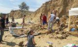 В Актобе выпустили на свободу владельца пляжа, где обвалился грунт и пострадали люди