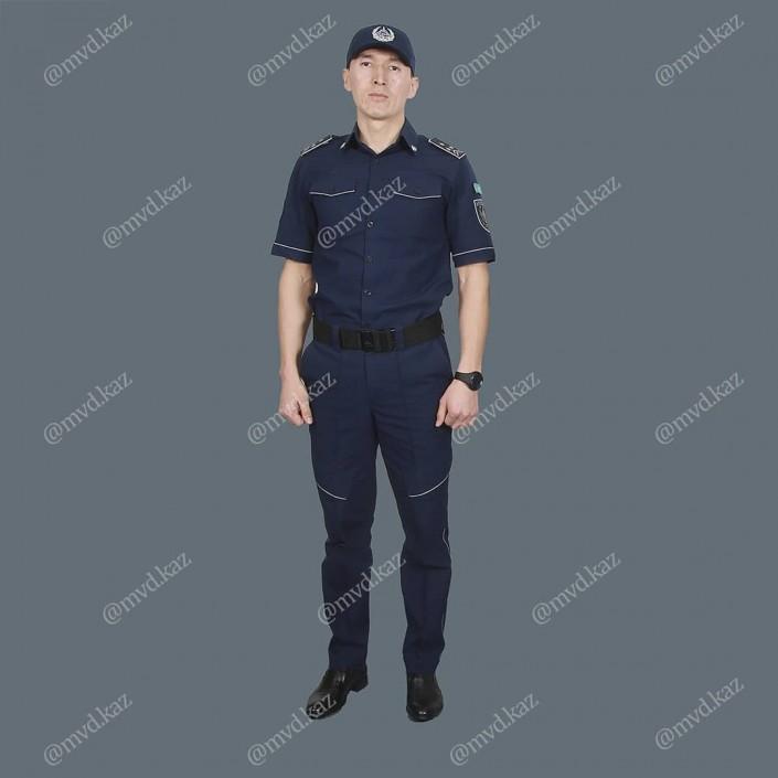 Новости - Новая форма полицейских: МВД показало проект