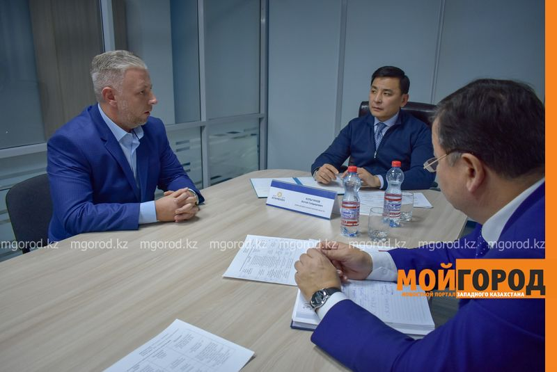 Новости Уральск - Устанавливать подземные мусорные контейнеры предложили бизнесмены в Уральске