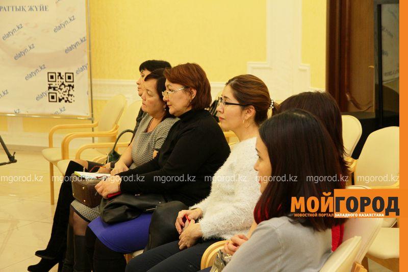 Новости Уральск - В Уральске прошла презентация сайта, обучающего латинице
