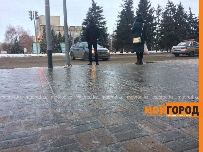 Новости Уральск - В ЗКО закрыли трассу