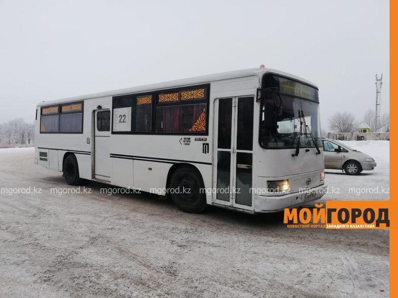Новости Уральск - Водители пассажирских автобусов устроили забастовку
