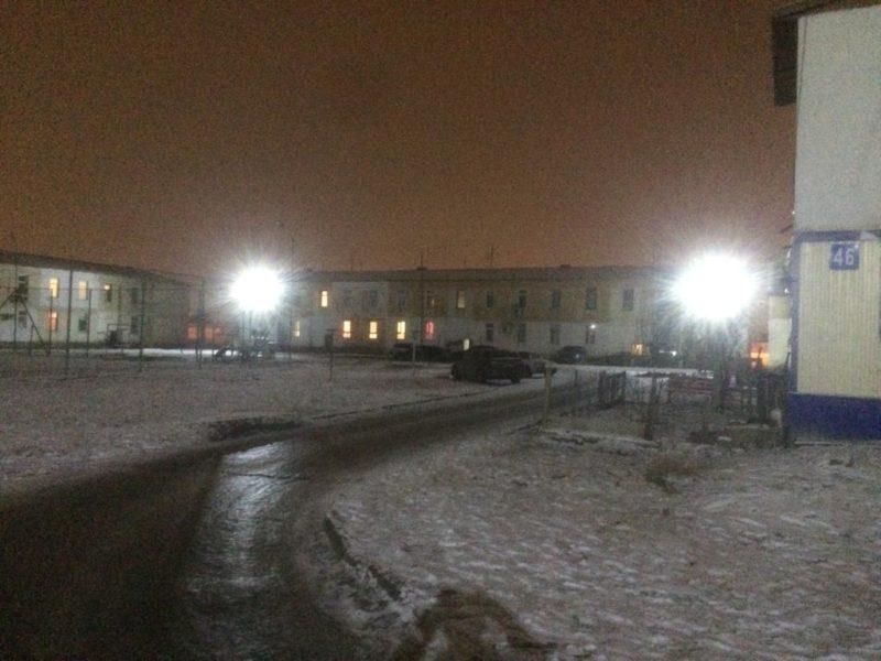 Новости Атырау - В пригороде Атырау во дворах 62 жилых домов появилось уличное освещение