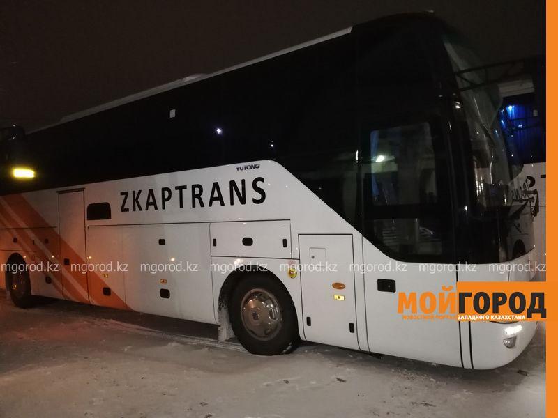 Новости Уральск - В Уральске презентовали автобусы стоимостью 50 миллионов тенге