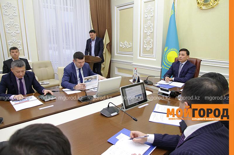 Новости Уральск - Инвестпроекты на 40 млрд тенге рассмотрели в Уральске