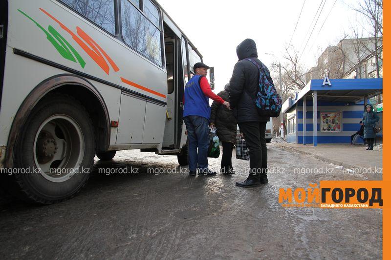 Новости Уральск - В ЗКО 115 водителей автобусов привлекли к ответственности за разговоры по телефону
