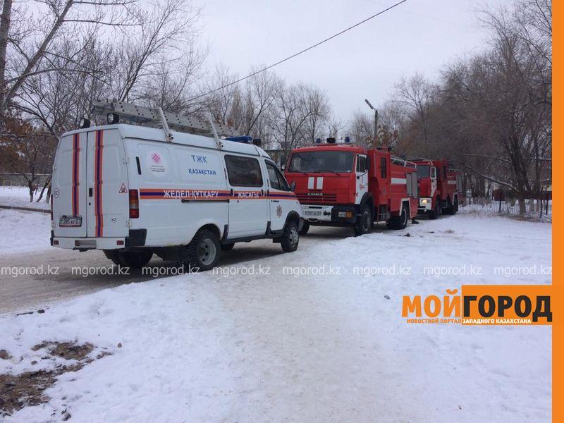 Новости Уральск - Более 100 детей эвакуировали из школы в Уральске