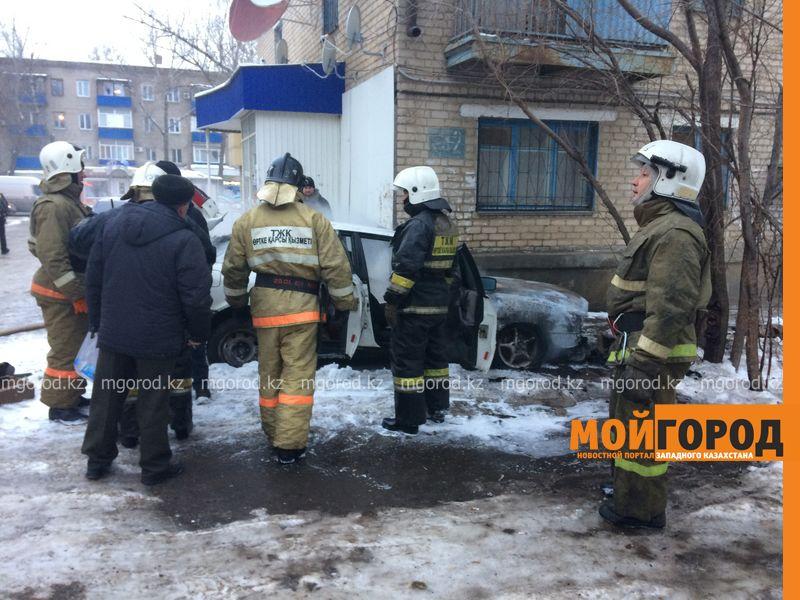 Новости - Троих детей спасли при пожаре в Атырау