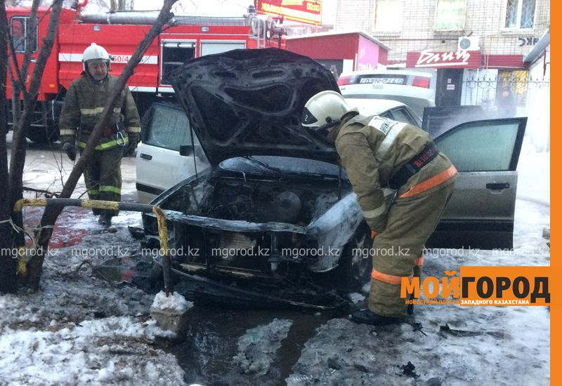 Новости Уральск - 19 машин сгорели в ЗКО
