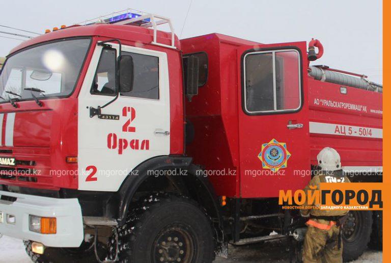 Новости Уральск - Труп мужчины обнаружили на месте пожара в ЗКО