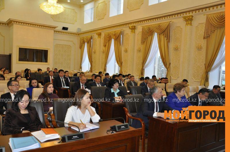 Новости Уральск - 39,1 млрд тенге составил бюджет Уральска на 2019 год