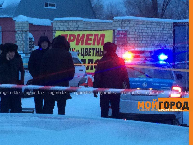 Новости Уральск - Труп мужчины обнаружен возле кладбища