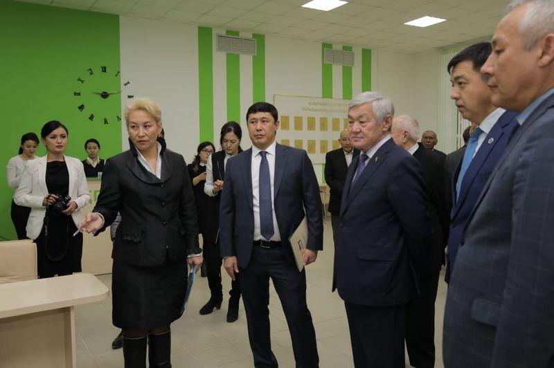 В Актобе открыт первый суд с фронт-офисом