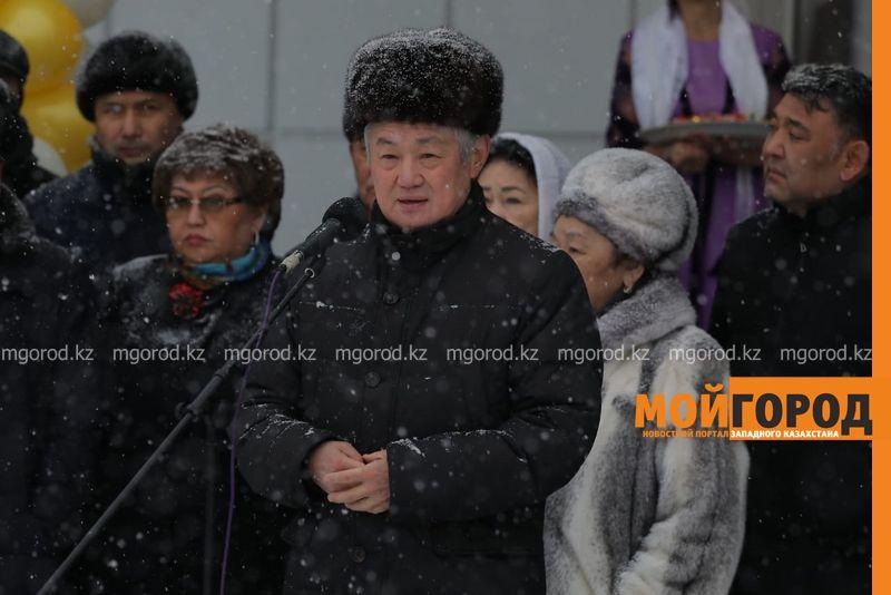 Новости Актобе - В Актобе открылась школа-лицей имени Абиша Кекилбаева