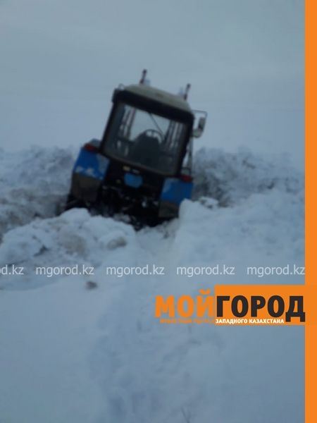 Новости Уральск - Жители села в ЗКО пожаловались на отсутствие дорог (фото, видео)