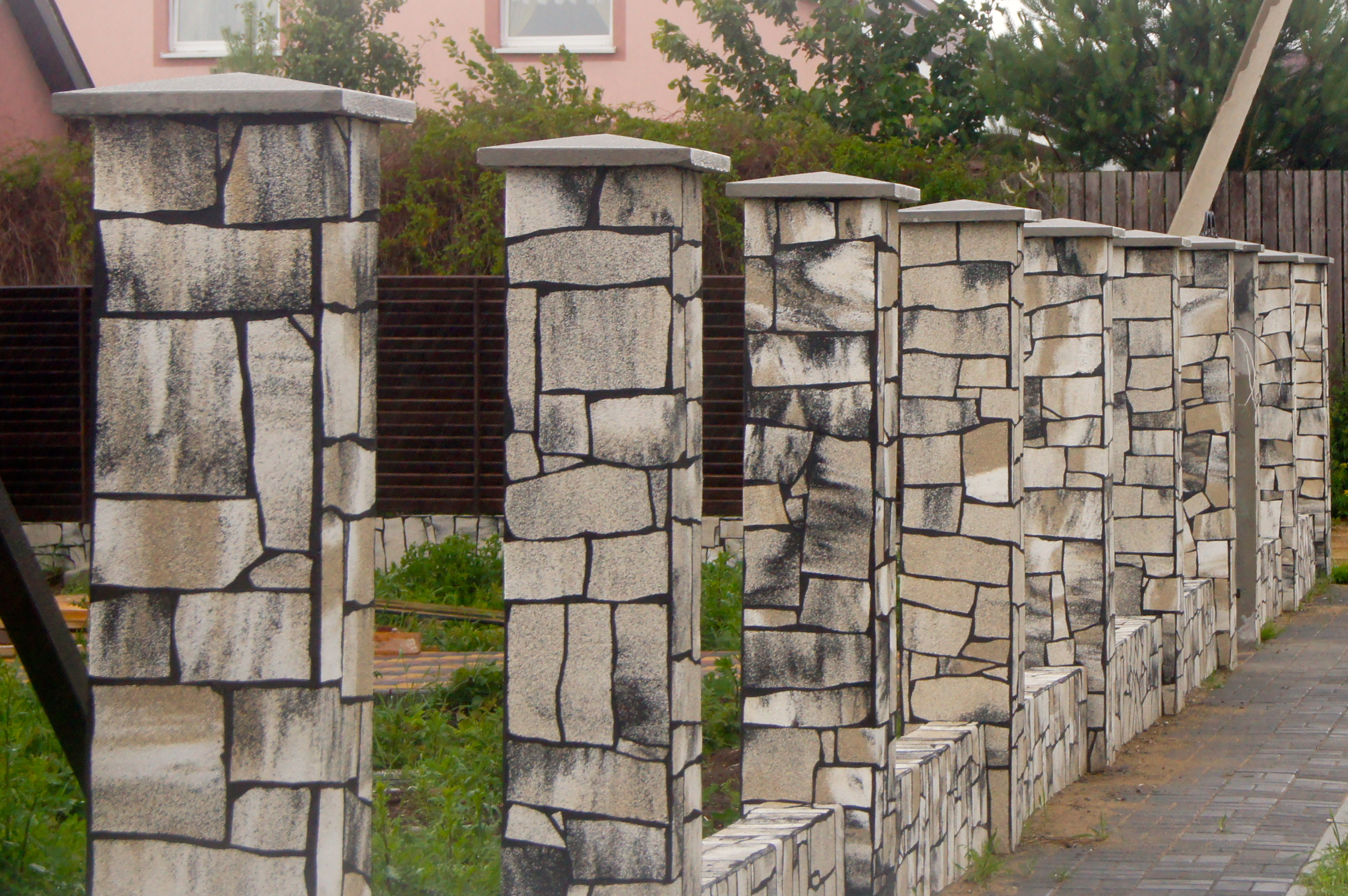 Новости PRO Ремонт - Хватит ли у вас смелости на каменные обои?