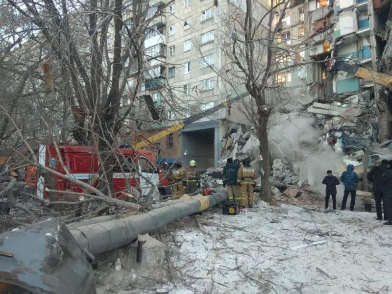 Новости - Число погибших в трагедии в Магниторгорске достигло 13 человек