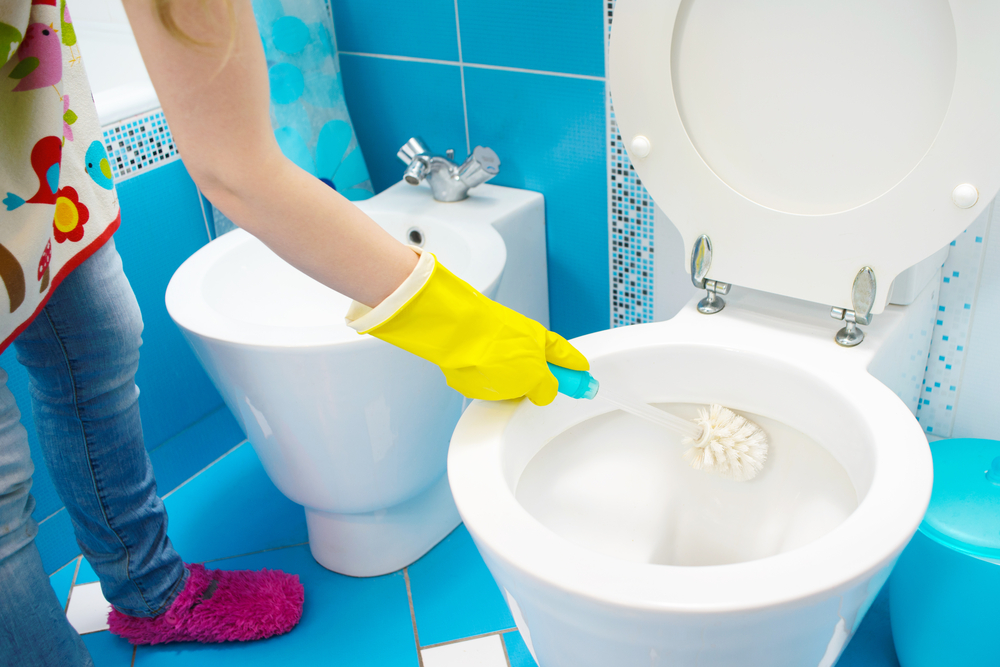 Новости PRO Ремонт - Все что вам нужно, это таблетка для туалета.