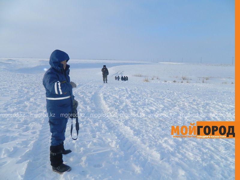 Новости Уральск - Сельчанин заблудился в степи, разыскивая скот