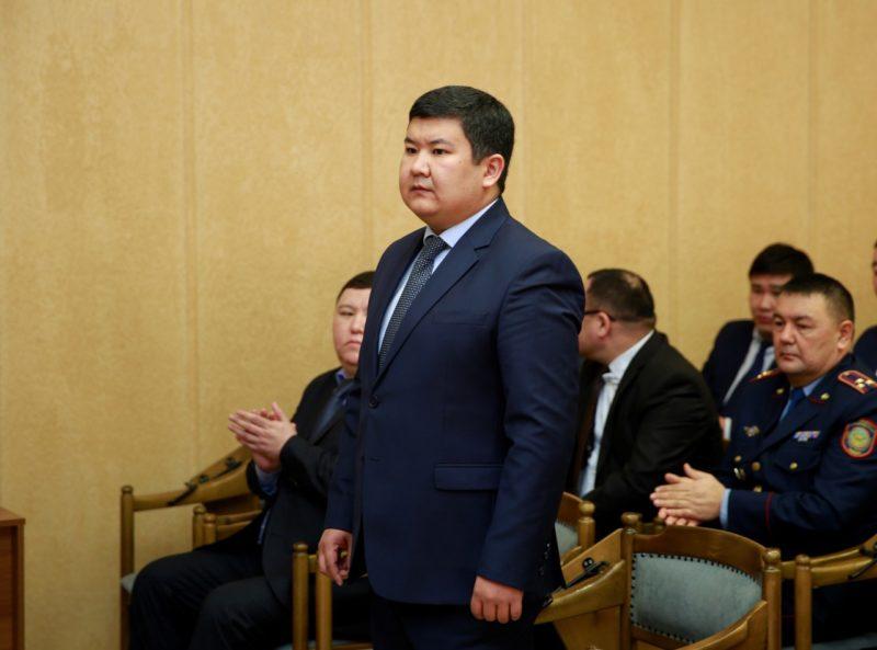 Новости Атырау - В Атырауской области назначен новый руководитель управления ГАСК