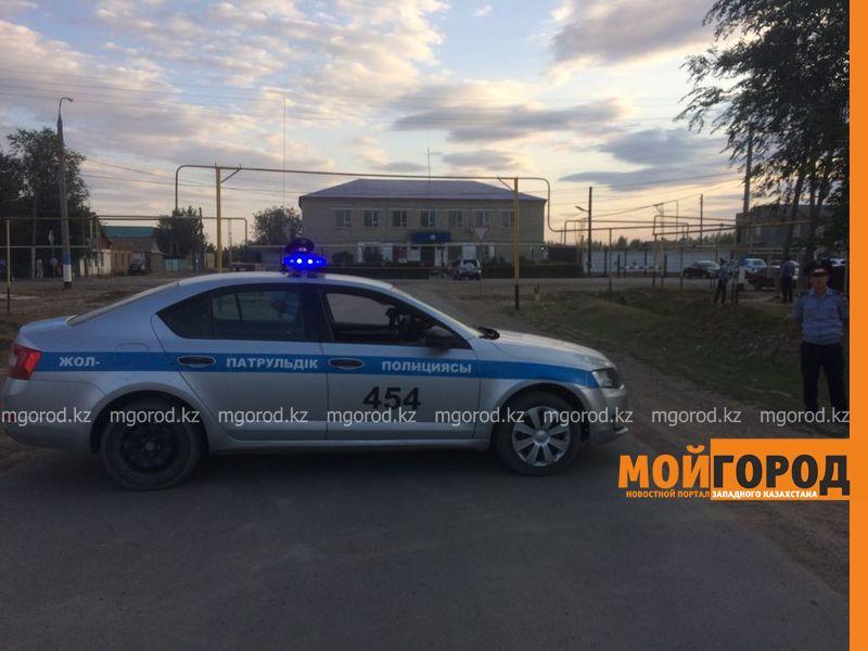 В Уральске начинается суд над полицейским, застрелившим начальника