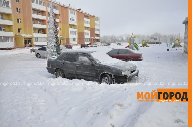Аким Уральска проверил работу КСК