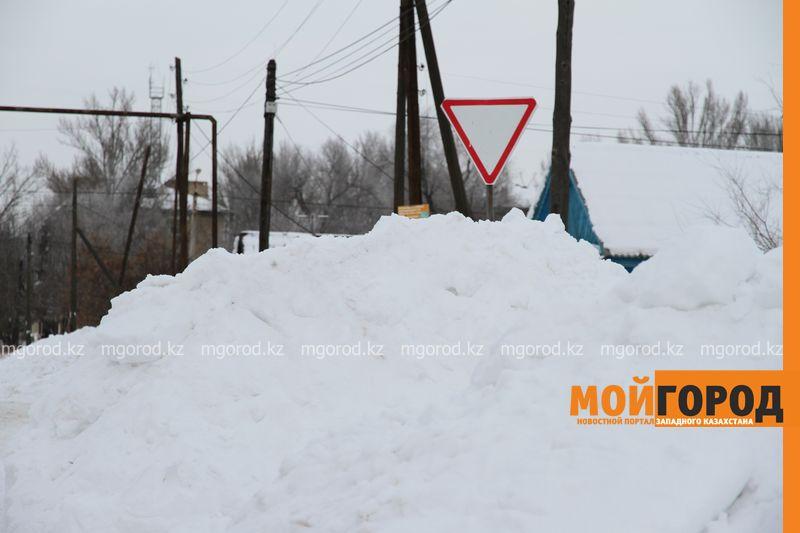 Уральцев призывают выйти на субботник по очистке снега