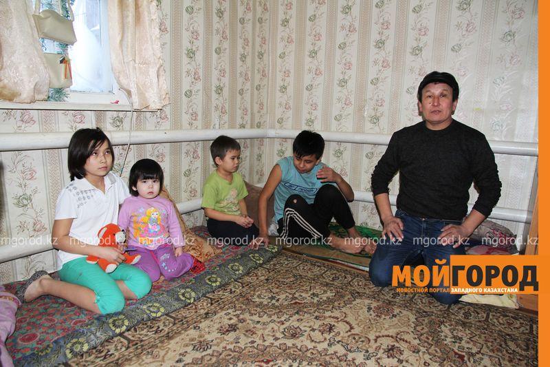 Отцу-одиночке с четырьмя детьми негде жить