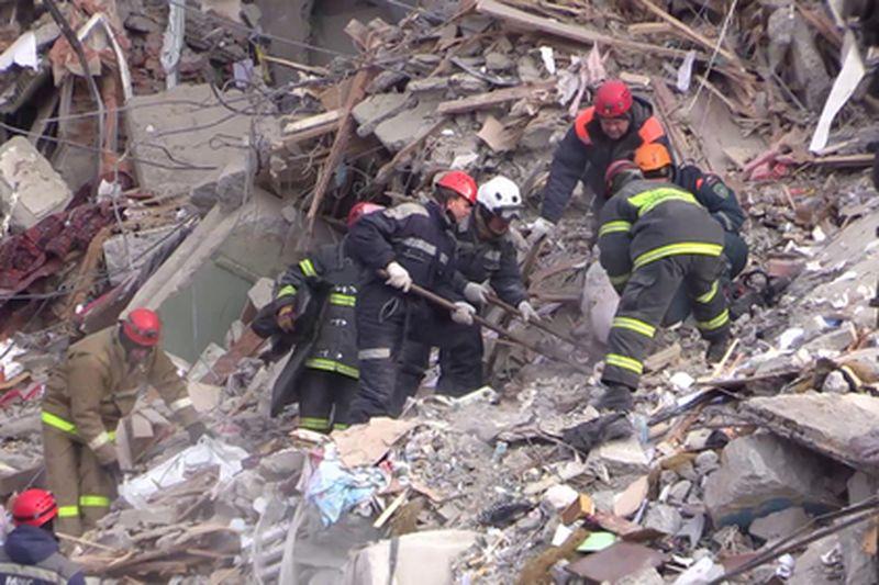 Новости - Число погибших при взрыве в Магнитогорске достигло 37 человек