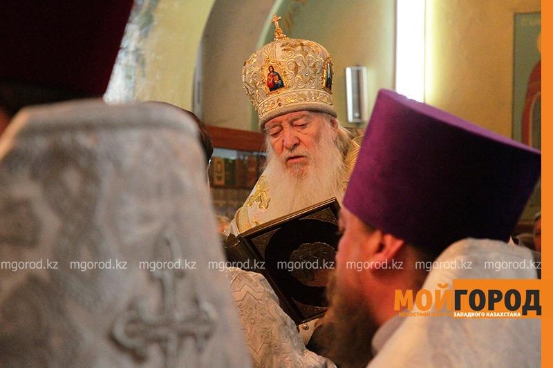 Новости Уральск - Православные христиане Уральска отмечают Рождество