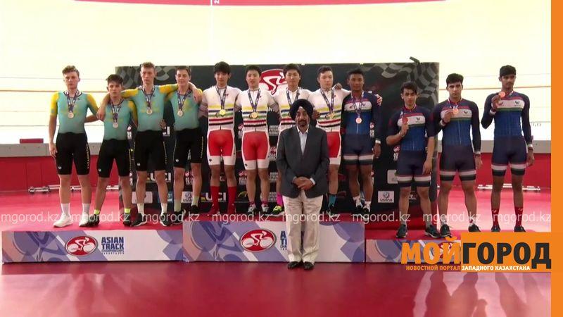 Новости Уральск - Подросток из Уральска стал серебряным призером по велогонкам на Чемпионате Азии